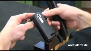 Videoanleitung Elektropick / Leistungsstarker Profi Elektropick im Einsatz